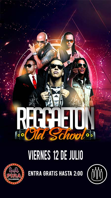 Old-school reggaeton