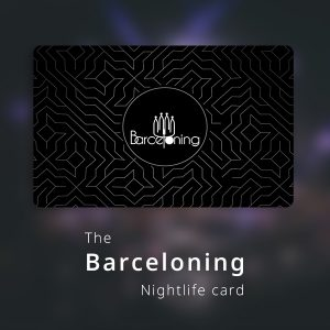 Barceloning Nightlife card